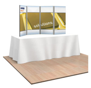 4 Panel Table Top Trade Show Exhibit