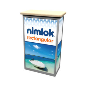 Nimlok Velocity Counter Rental Rectangle